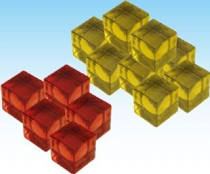 Wings of Glory: Tripods & Triplanes - Energy Cubes (Bag of 30)